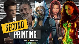 The Batman Delayed, The Walking Dead Finale Canceled, The Mandalorian Casting - Second Printing by Comicbook.com
