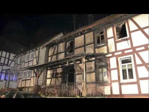 Moischt: Frau bei Brand schwer verletzt