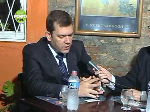 Entrevista com o Executivo Regional Sul da IBM, Frank Miller Koja. - Bloco 1