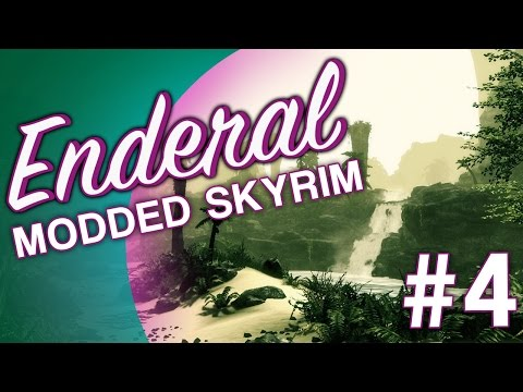 WHAT LIES BENEATH - Enderal Mod (Elder Scrolls V: Skyrim) (видео)