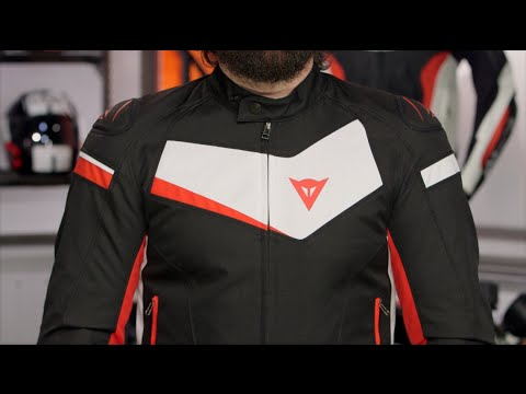 Dainese Veloster Textile Jacket Review at RevZilla.com