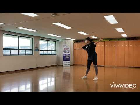 8월 비대면 체육지도영상 - Senorita 라인댄스 (조자영 지도자)