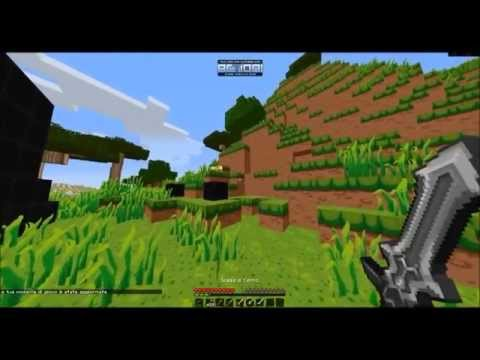 Top 5 TexturePack Minecraft 1.7.2/1.7.4/1.7.5 ITA (видео)