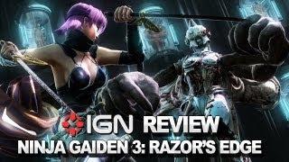Video Ninja Gaiden 3: Razor's Edge Video Review - IGN Reviews MP3, 3GP, MP4, WEBM, AVI, FLV Desember 2018