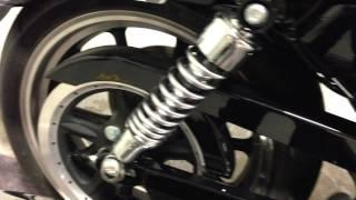 7. 2014 Harley Davidson Sportster 883 Low