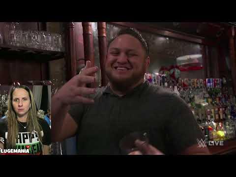 WWE Smackdown 12/4/18 Randy Orton vs Jeff Hardy