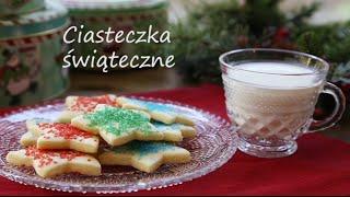 Miękkie ciasteczka bożonarodzeniowe