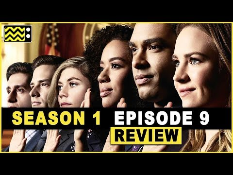 For the People Season 1 Episode 9 Review & Reaction | AfterBuzz TV