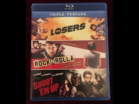 Opening To The Losers 2010 Blu-Ray (2012 Reprint)