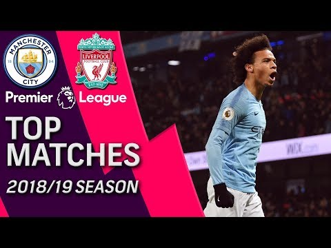 Man City v. Liverpool | Premier League's Top Matches of 2018-2019 | 01/03/19 | NBC Sports