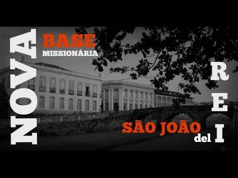 VLOG MISSÕES 1: Nova Base Missionária | São João del Rei, MG | Projeto Flechas