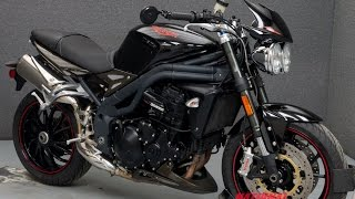 5. 2010  TRIUMPH  SPEED TRIPLE SE 15TH ANNIVERSARY - National Powersports Distributors