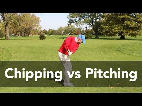The Difference Between Chipping vs Pitching | Golf Instruction | My Golf Tutor