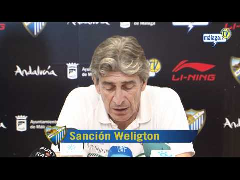 Viernes 01/04/11. Rueda de prensa de Pellegrini