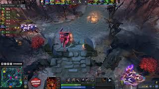 Empire vs Virtus.pro, DreamLeague S.8, game 1 [v1lat, GodHunt]