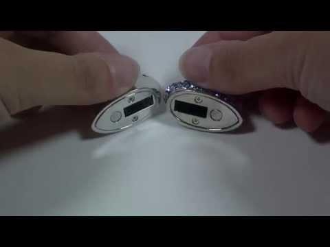 Unified Manufacturing - KH J001 Gems Heart USB Flash Drive