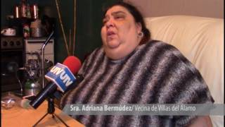 Grave, sin ingresos y sin acceso a servicios médicos; pide ayuda