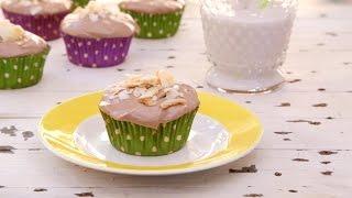 Cupcake vegano simples