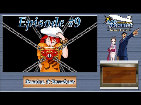 Phoenix Wright: Justice For All - Pearl & The Hidden Secrets - Episode 9