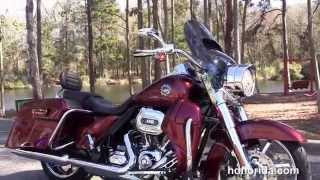 8. Used 2013 Harley Davidson FLHRSE CVO Road King Motorcycles for sale in