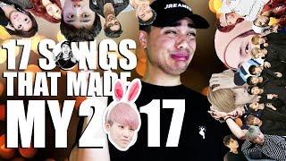 Video 17 SONGS THAT MADE MY 2017 MP3, 3GP, MP4, WEBM, AVI, FLV Maret 2019