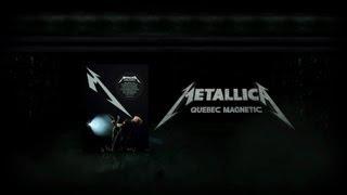 Metallica: Quebec Magnetic - Teaser Trailer [HD]