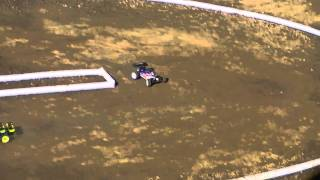 2012 Dirt Nitro Challenge Warm Up Qual 1 Pro Buggy