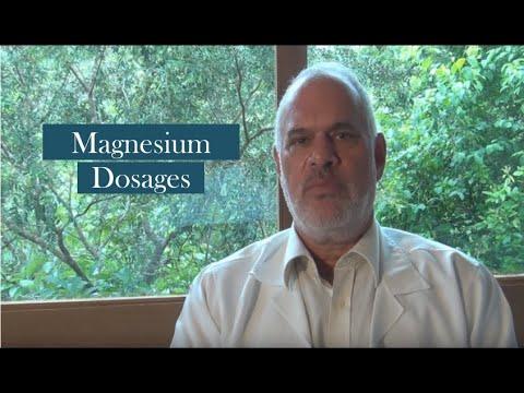 Magnesium Dosages (видео)