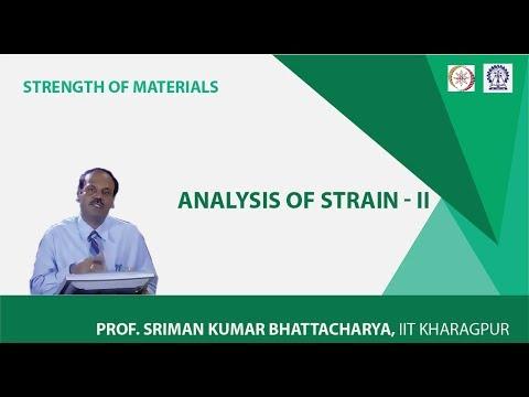 Vortrag - 8 Analyse der Strain - II