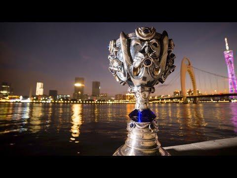 2017 世界賽 四強爭霸