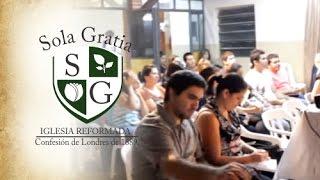 2 do. aniversario de la Iglesia Sola Gratia