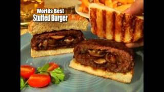 As Seen On TV - Pocket Burger - It's Inside! - Direct Response Infomercial - 2013