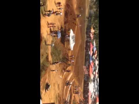 Motocross em sao Sebastião do alto 2004