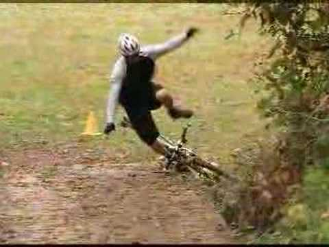 Cyclocross Crash Bloopers