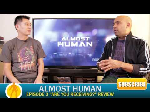 """Almost Human """"Are You Receiving?"""" Episode 3 Review"""