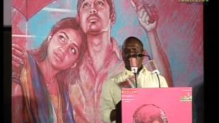 Lyricist Anthony Dasan at Jigarthanda Movie Audio Launch