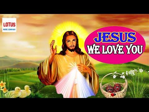 Jesus we love you  |  Yeshu Palanhaar  |  Hindi Movie | Lotus Music Company