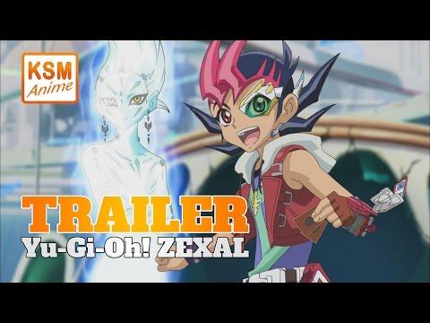 Yu-Gi-Oh! ZEXAL (Deutscher Trailer)