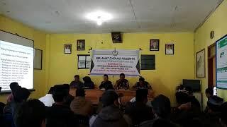 Musrembang Desa Kanreapia RKP-DESA 2019