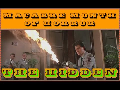 The Hidden (1987) Macabre Month Of Horror Review