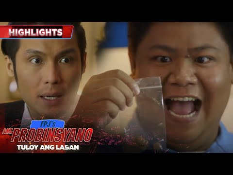 James finds a way to approach President Oscar | FPJ's Ang Probinsyano