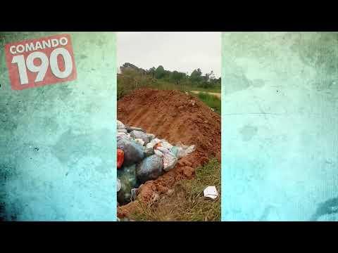 Prefeitura de Ji Paraná é denunciada por jogar lixo no meio da rua