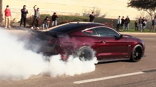 CRAZIEST Coffee and Cars EVER - January 2020 by High Tech Corvette