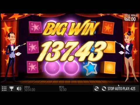 Magicious (Thunderkick) online slot machine