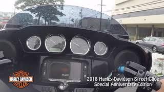 10. 2018 Harley-Davidson Street Glide Special 115th Anniversary Edition