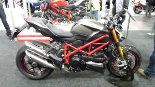 8. 2013 Ducati Streetfighter 848 vs.1098 S * see also Playlist