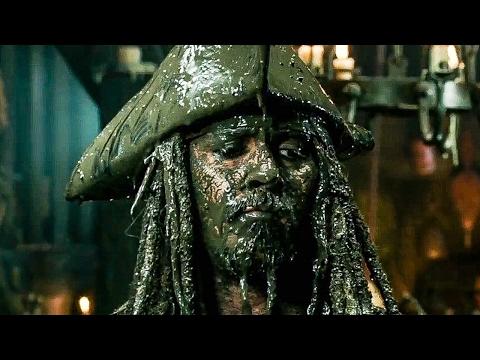 Пираты Карибского моря 5: Мертвецы не рассказывают сказки — Русский трейлер 2 (2017)