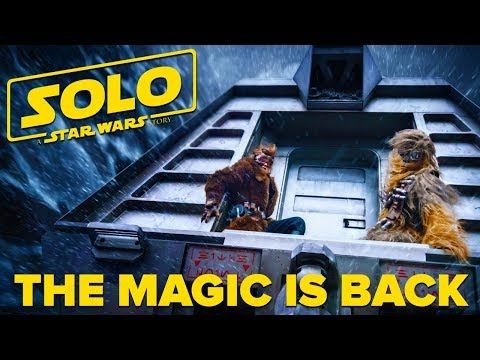 Solo A Star Wars Story Review - The Magic is Back