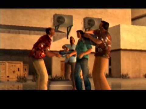 GTA vice city (Игромания/Igromania 05.2003 intro)