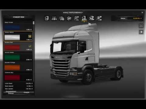Scania Streamline Reworked v1
